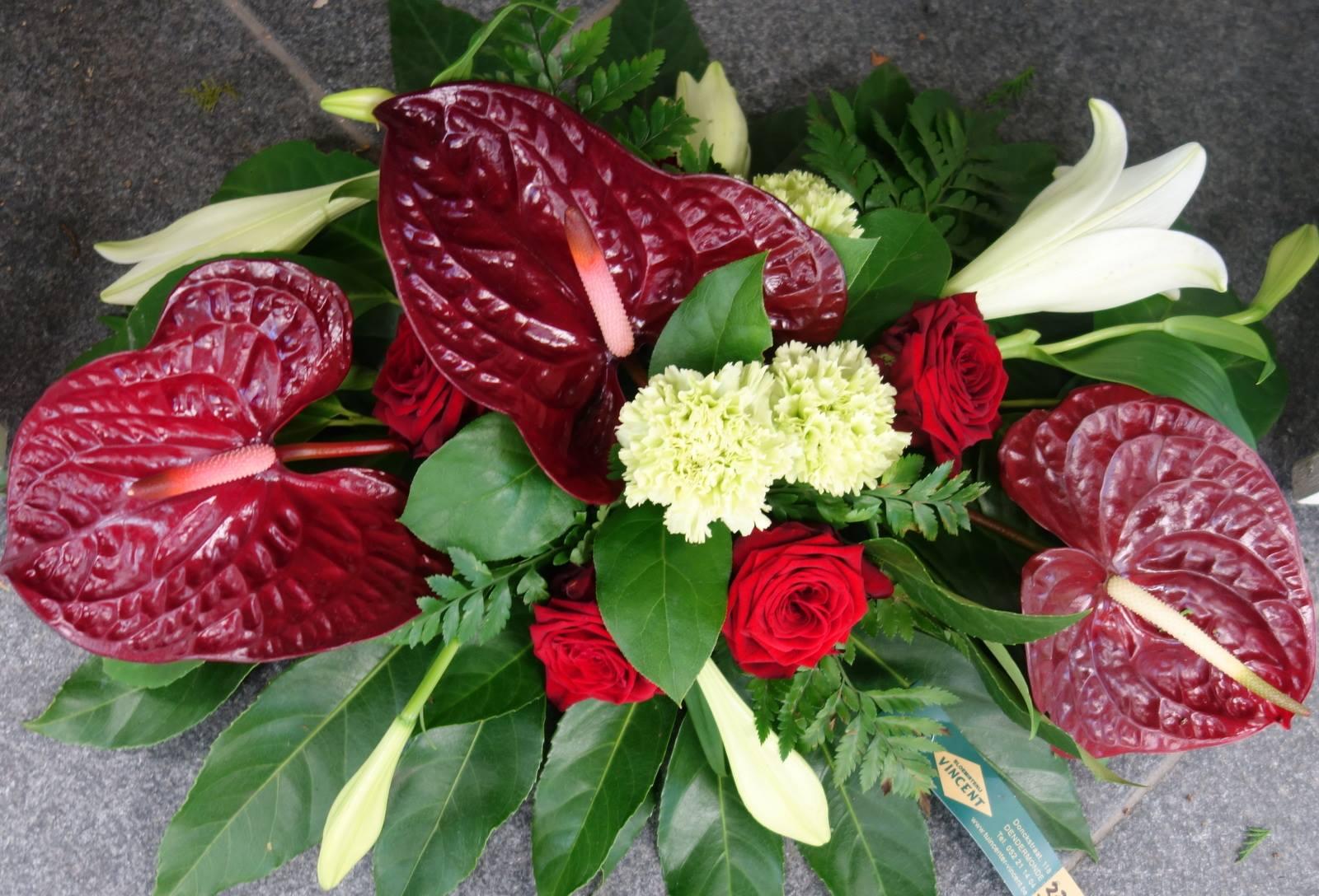Prachtige bloemstukken bij onze bloemenwinkel nabij Aalst