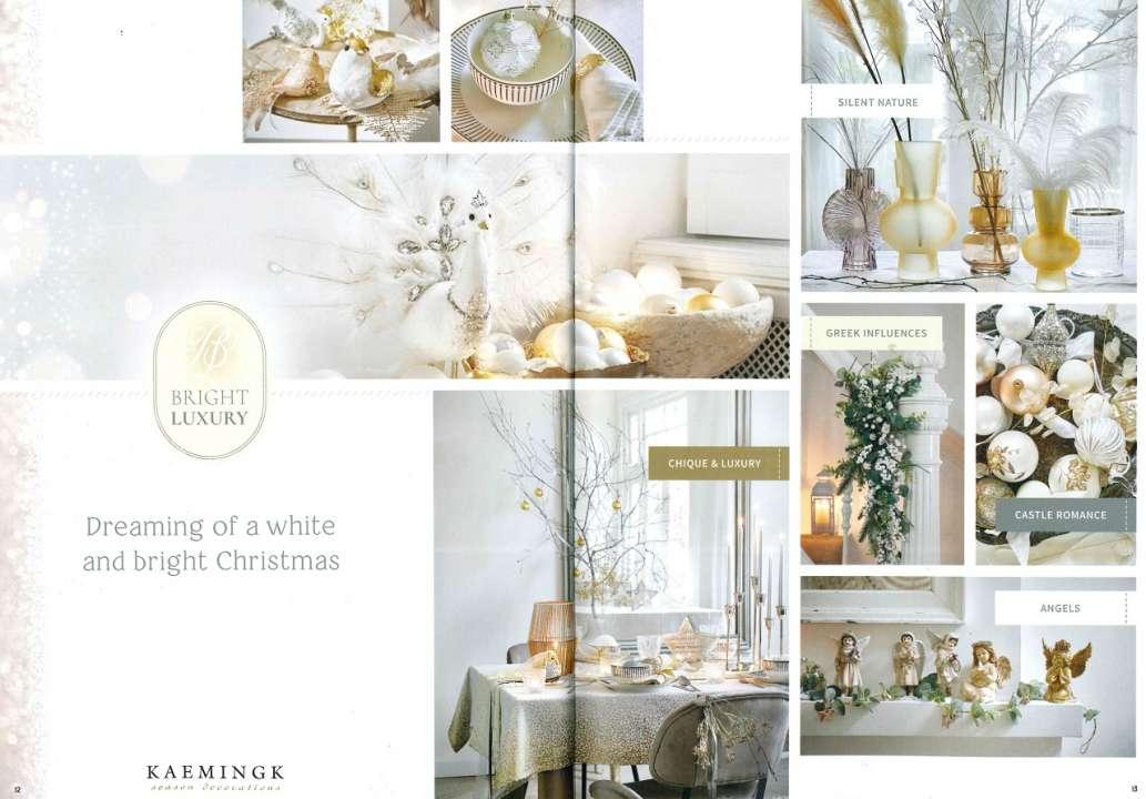 Kerstthema Bright Luxury - tuincentrum Vincent
