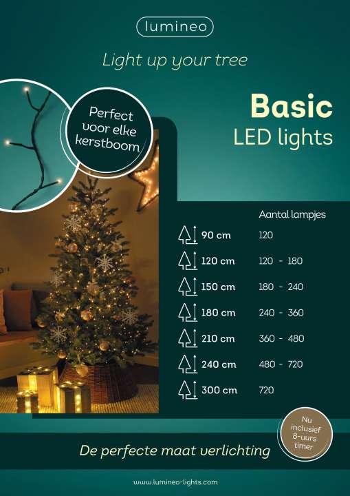 Basic led lights - Tuincentrum Vincent