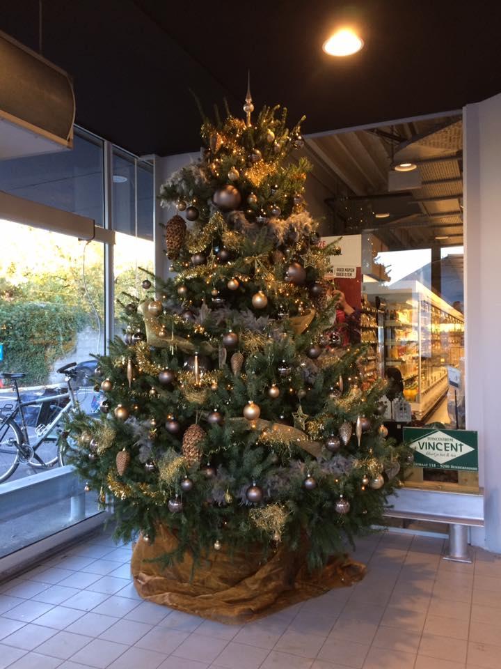 Kerstbomen met versiering kopen in Dendermonde