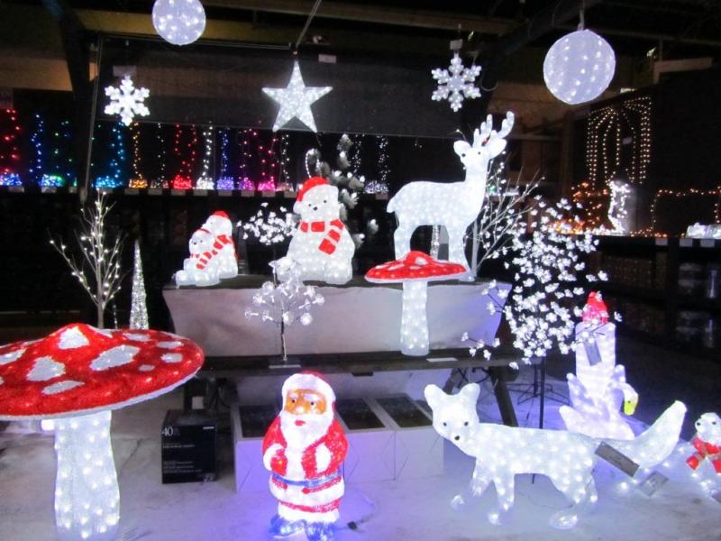 Het is kerst bij Tuincenter Vincent! Bezoek onze kerstshow in België!