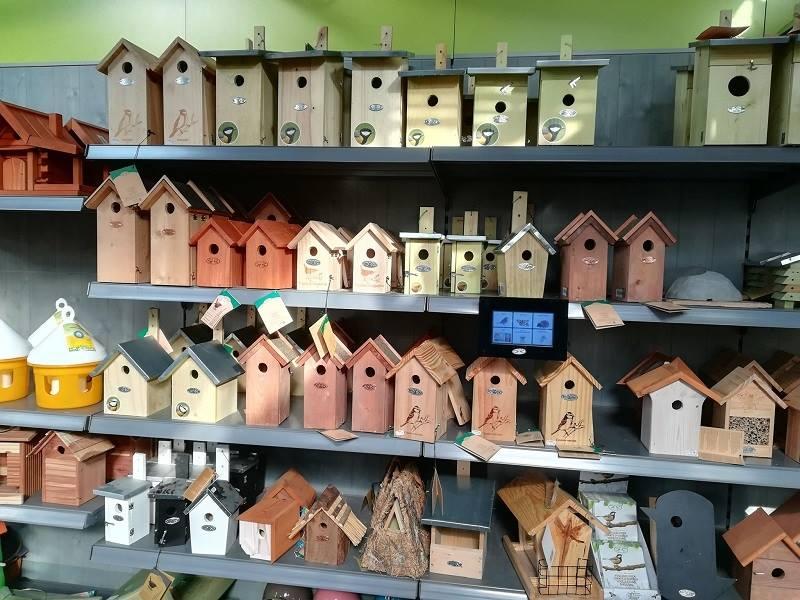 Huisjes voor in de tuin | tuincentrum Vincent