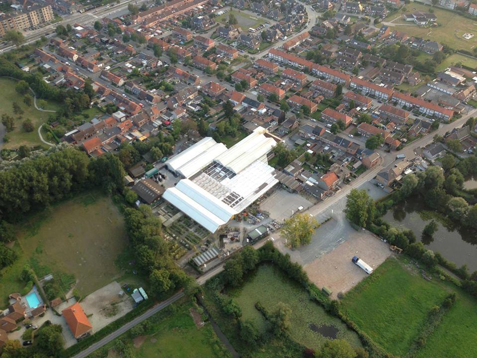 Prachtig tuincentrum nabij Aalst