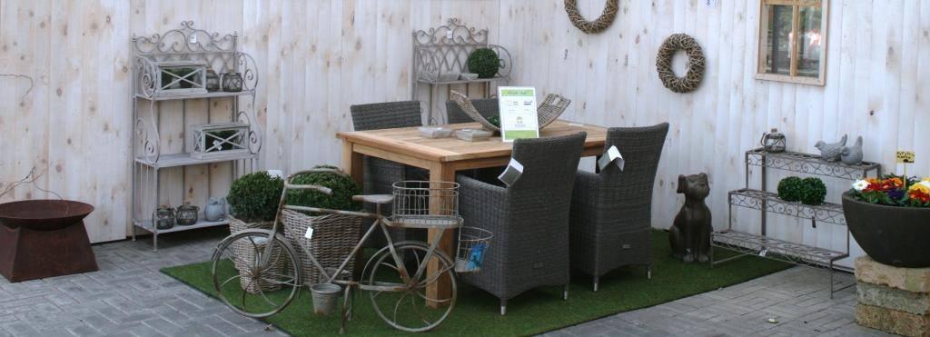 Tuinmeubelen kopen in Oost-Vlaanderen