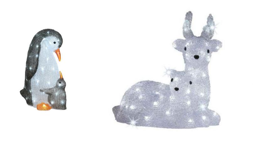 Verlichte kerstfiguren kopen?   Bestel online bij Tuincenter Vincent