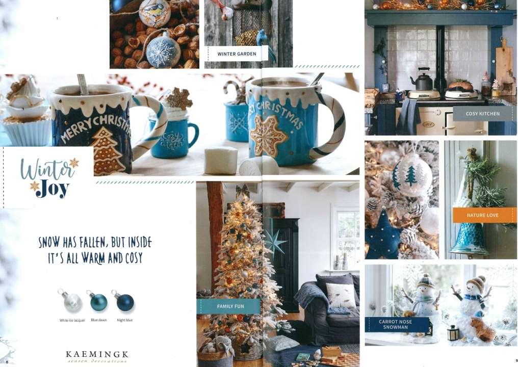 Kerstthema Winter Joy - Tuincentrum Vincent